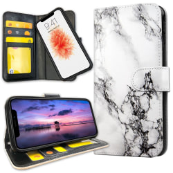 iPhone 11 Pro Max - Plånboksfodral Marmor