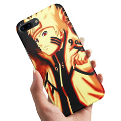 iPhone 7 Plus - Skal / Mobilskal Naruto Sasuke