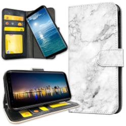 iPhone SE (2020) - Plånboksfodral Marmor