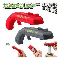 Kapsylöppnare Capgun / Flasköppnare - 19 cm