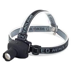 LED-huvudlampa / Pannlampa / Lampa - 3W