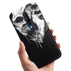 OnePlus 7T Pro - Skal / Mobilskal Döskalle Monster