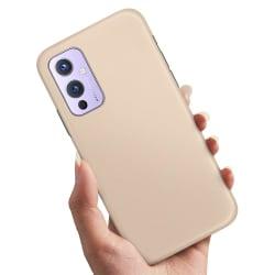 OnePlus 9 - Skal / Mobilskal Beige