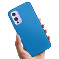 OnePlus 9 - Skal / Mobilskal Blå