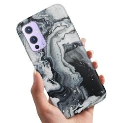 OnePlus 9 - Skal / Mobilskal Målat Konst