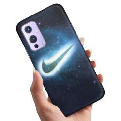 OnePlus 9 - Skal / Mobilskal Nike Yttre Rymd