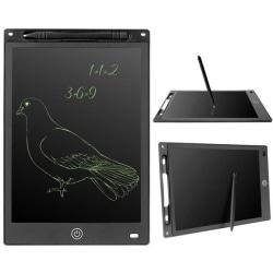 """Ritplatta för Barn / Digital Tablet med Penna - 10"""" LCD Svart"""