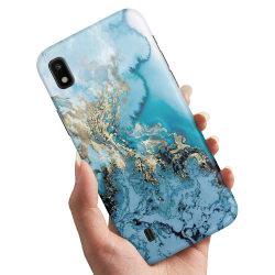 Samsung Galaxy A10 - Skal / Mobilskal Konstmönster