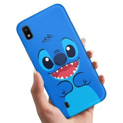 Samsung Galaxy A10 - Skal / Mobilskal Stitch