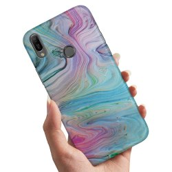 Samsung Galaxy A20e - Skal / Mobilskal Målarfärg Mönster