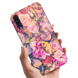 Samsung Galaxy A50 - Skal / Mobilskal Roses