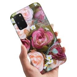 Samsung Galaxy A51 - Skal / Mobilskal Blommor