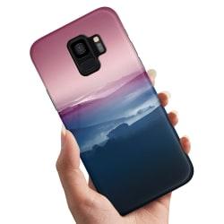 Samsung Galaxy A6 (2018) - Skal / Mobilskal Färgrika Dalar