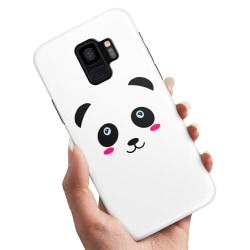 Samsung Galaxy A6 (2018) - Skal / Mobilskal Panda