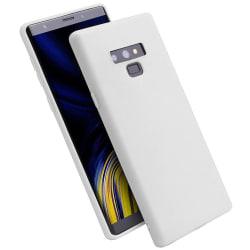 Samsung Galaxy Note 9 - Skal / Mobilskal Lätt & Tunt - Vit Vit