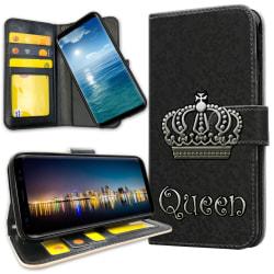 Samsung Galaxy S10 Plus - Plånboksfodral Queen