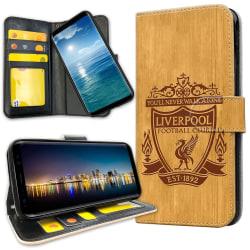 Samsung Galaxy S10e - Plånboksfodral Liverpool