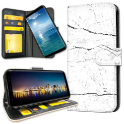 Samsung Galaxy S20 Ultra - Plånboksfodral Marmor
