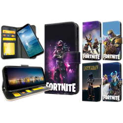 Samsung Galaxy S8 Plus - Fortnite Plånboksfodral / Skal 13