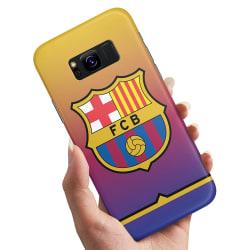 Samsung Galaxy S8 Plus - Skal / Mobilskal Barca