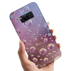 Samsung Galaxy S8 Plus - Skal / Mobilskal Bubblor