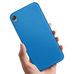Sony Xperia X - Skal / Mobilskal Blå Blå