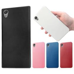 Sony Xperia X - Skal / Mobilskal - Flera färger Svart