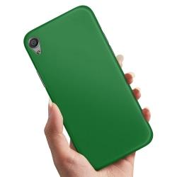 Sony Xperia X - Skal / Mobilskal Grön Grön