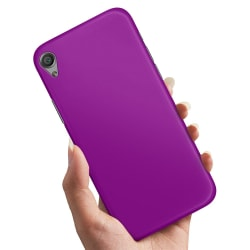 Sony Xperia X - Skal / Mobilskal Lila Lila