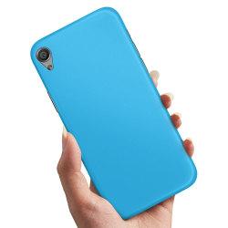 Sony Xperia X - Skal / Mobilskal Ljusblå Ljusblå