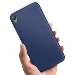 Sony Xperia X - Skal / Mobilskal Mörkblå Mörkblå
