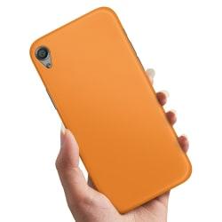 Sony Xperia X - Skal / Mobilskal Orange Orange