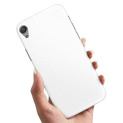 Sony Xperia X - Skal / Mobilskal Vit Vit