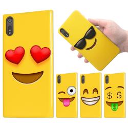 Sony Xperia XZ - Skal / Mobilskal - Emoji - 15 Olika Motiv 3