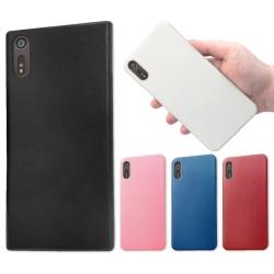Sony Xperia XZ - Skal / Mobilskal - Flera färger Vit