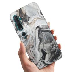 Xiaomi Mi Note 10 Pro - Skal / Mobilskal Marmor