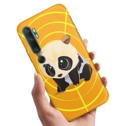 Xiaomi Mi Note 10 Pro - Skal / Mobilskal Panda