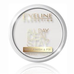 All Day Ideal Stay Matt Finish&Fix  Pressed Powder No 60
