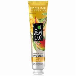 I Love Vegan Food Nourishing Hand Cream Mango And Sage