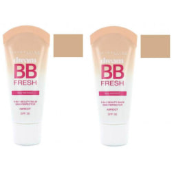 2st Maybelline Fresh 8-in-1 BB with Soy Extract SPF30 - Apricot