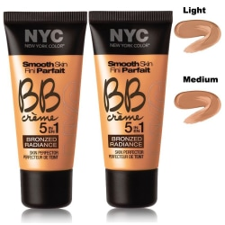 2st NYC Smooth Skin BB Creme 5 in 1 Bronzed Radiance - Medium