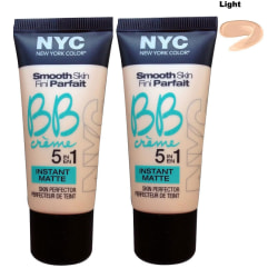 2st NYC Smooth Skin BB Crème 5 In 1 Instant Matte-Light