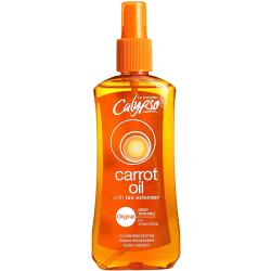 Calypso Deep Tan ORIGINAL Carrot Oil Spray With Extender Tan