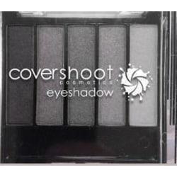 Cover Shoot Smokey Eyshadow Palette  multifärg