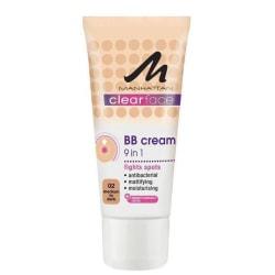Manhattan Clearface BB Cream 9 in 1 - Medium