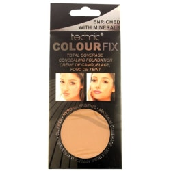 Technic ColorFix Total Coverage Concealing Foundation-Terracotta Brons