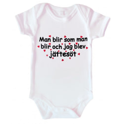 Bodys Jättesöt 3-6 mån