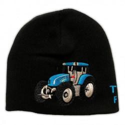 Mössa Blå Traktor XS – Ø42-50cm