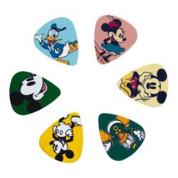 10 pack Plektrum, Disney Classic multifärg