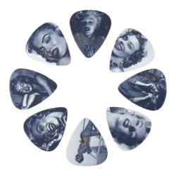 10 pack Plektrum, Marilyn Monroe multifärg